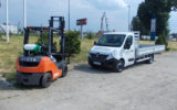 Renault Master i Wózek Toyota w Tiger-Stal (3/3)